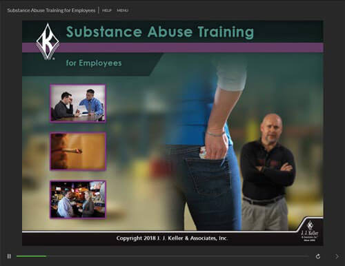 Substance Abuse Training for Employees