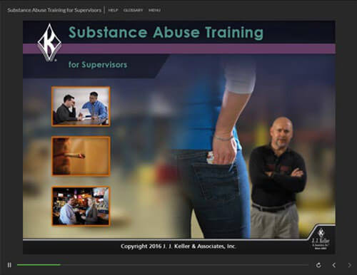 Substance Abuse Training for Supervisors