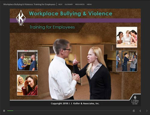 Workplace Bullying and Violence: Training for Employees