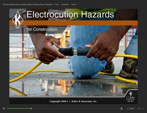 Electrocution Hazards for Construction