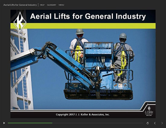 Aerial Lifts for General Industry
