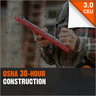 OSHA 30-Hour for Construction