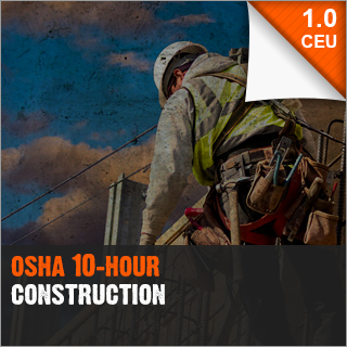 OSHA 10-Hour for Construction