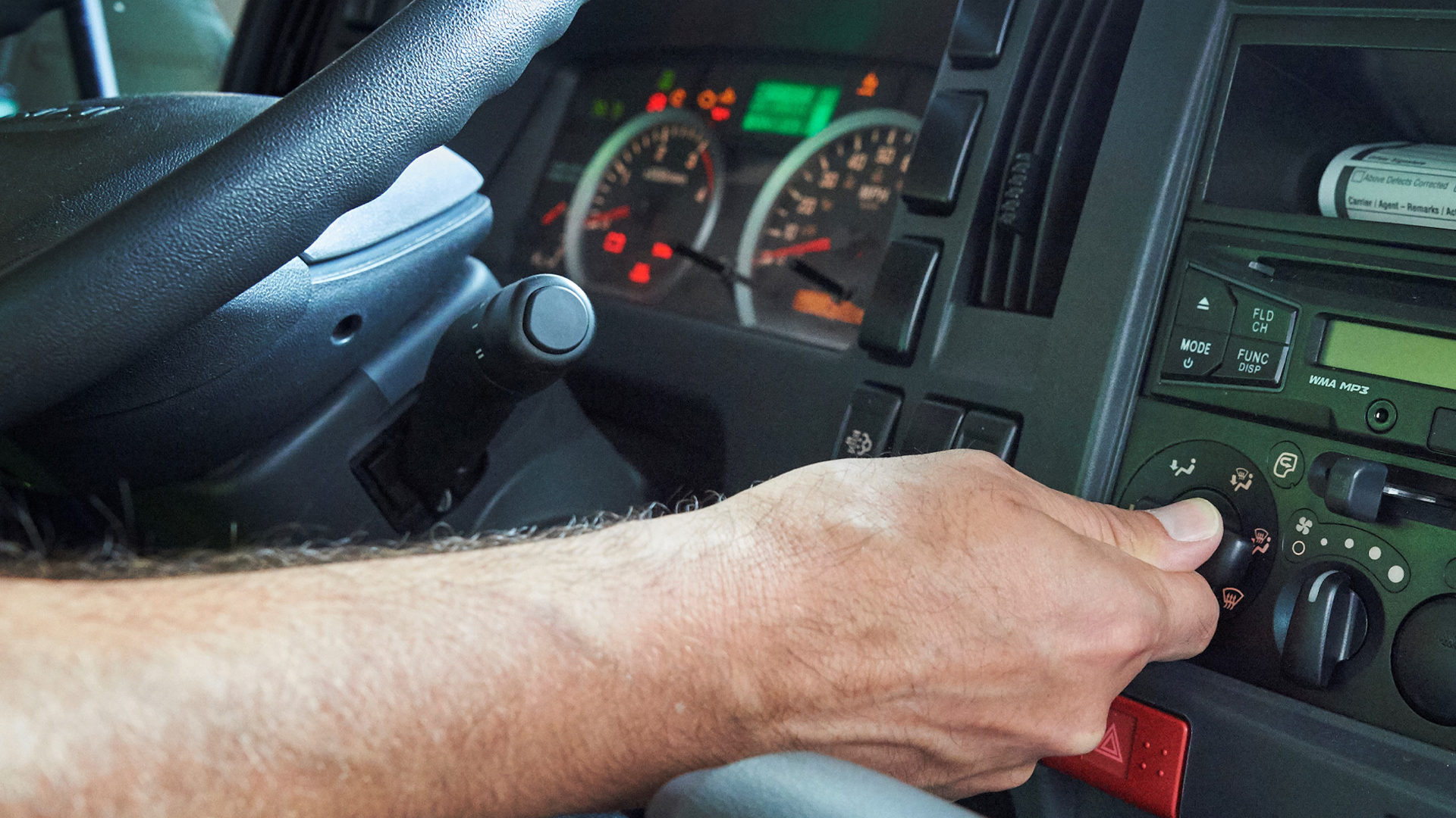 Safe and Smart Non-CDL Driver Training for Inexperienced Drivers: Control Systems