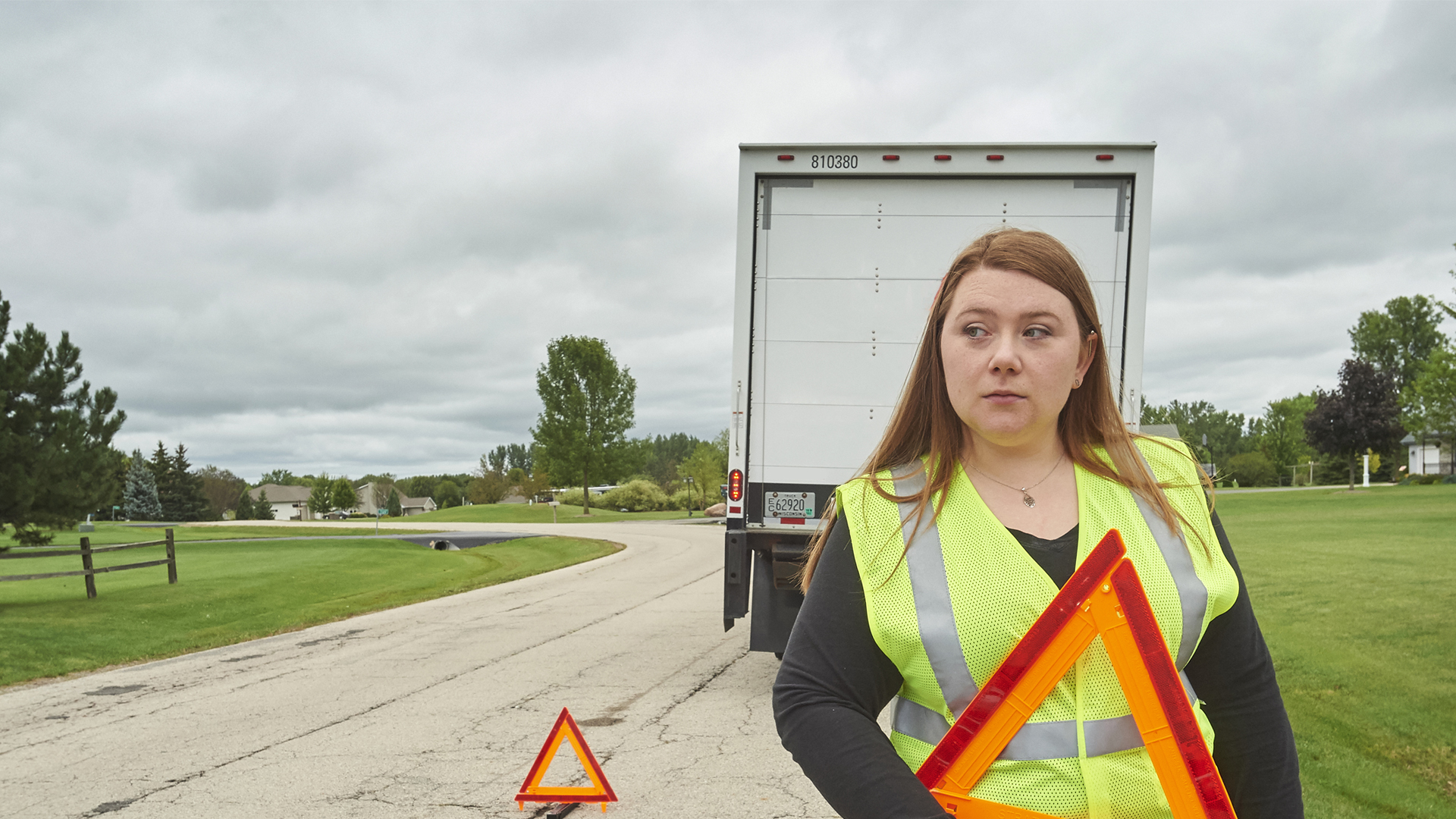 Safe and Smart Non-CDL Driver Training for Inexperienced Drivers: Post-Crash Procedures