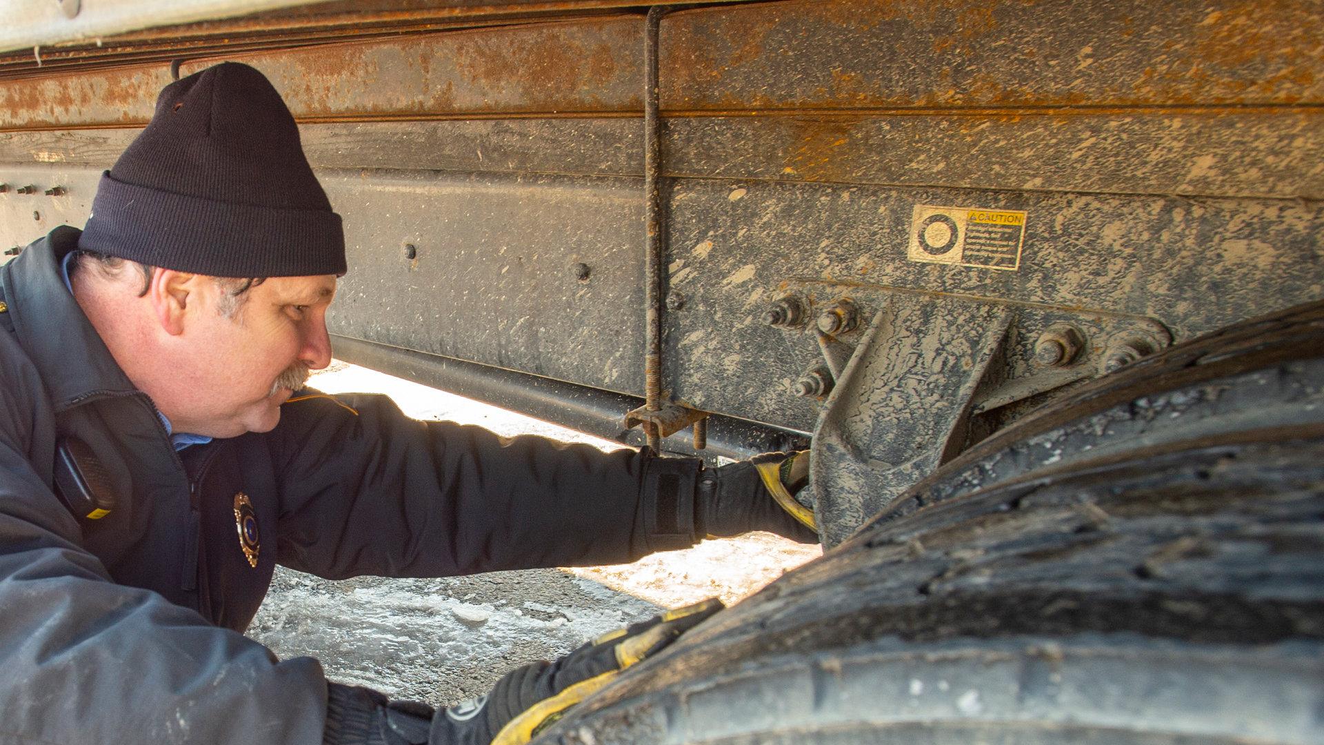 Safe and Smart Non-CDL Driver Training for Experienced Drivers: Roadside Inspections