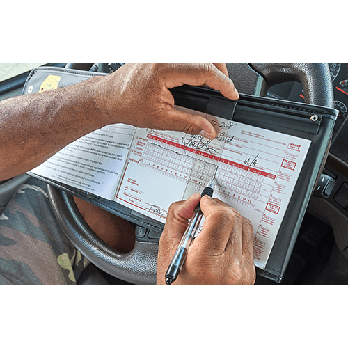 Hours of Service Training: How to Complete a Manual Log