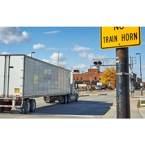Safe and Smart CDL Class A Driver Training for Inexperienced Drivers: Railroad Crossings