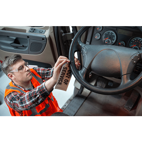 Safe and Smart CDL Class A Driver Training for Inexperienced Drivers: Identifying Steering Defects