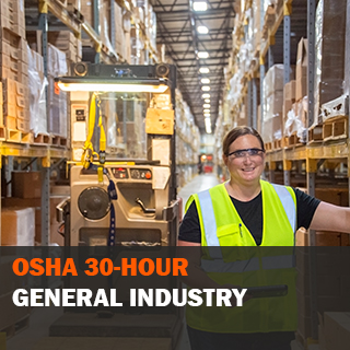 OSHA 30-Hour for General Industry