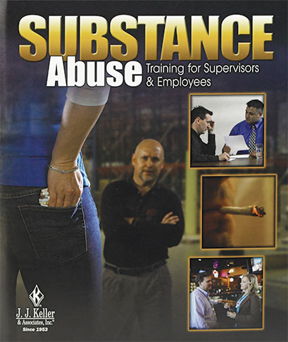 Substance Abuse Training for Supervisors and Employees