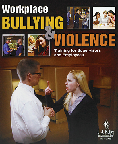 Workplace Bullying & Violence Training for Supervisors and Employees
