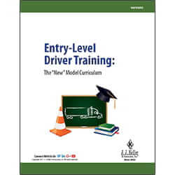 "Entry-Level Driver Training: The ""New"" Model Curriculum"