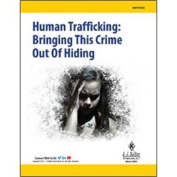 Human Trafficking: Bringing this crime out of hiding