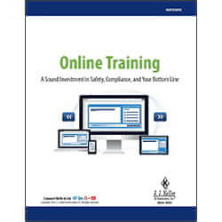 Online Training: A Sound Investment in Safety, Compliance, and Your Bottom Line