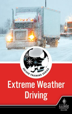 Extreme Weather: Driver Training Series
