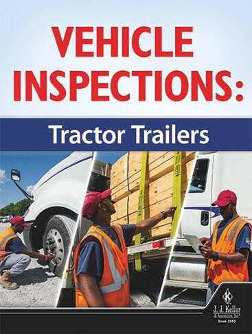Vehicle Inspections Training: Tractor-Trailers