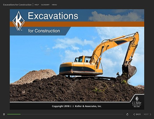 Excavations for Construction