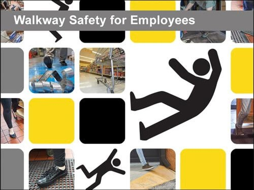 Walkway Safety for Employees