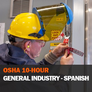 OSHA 10-Hour for General Industry - Spanish